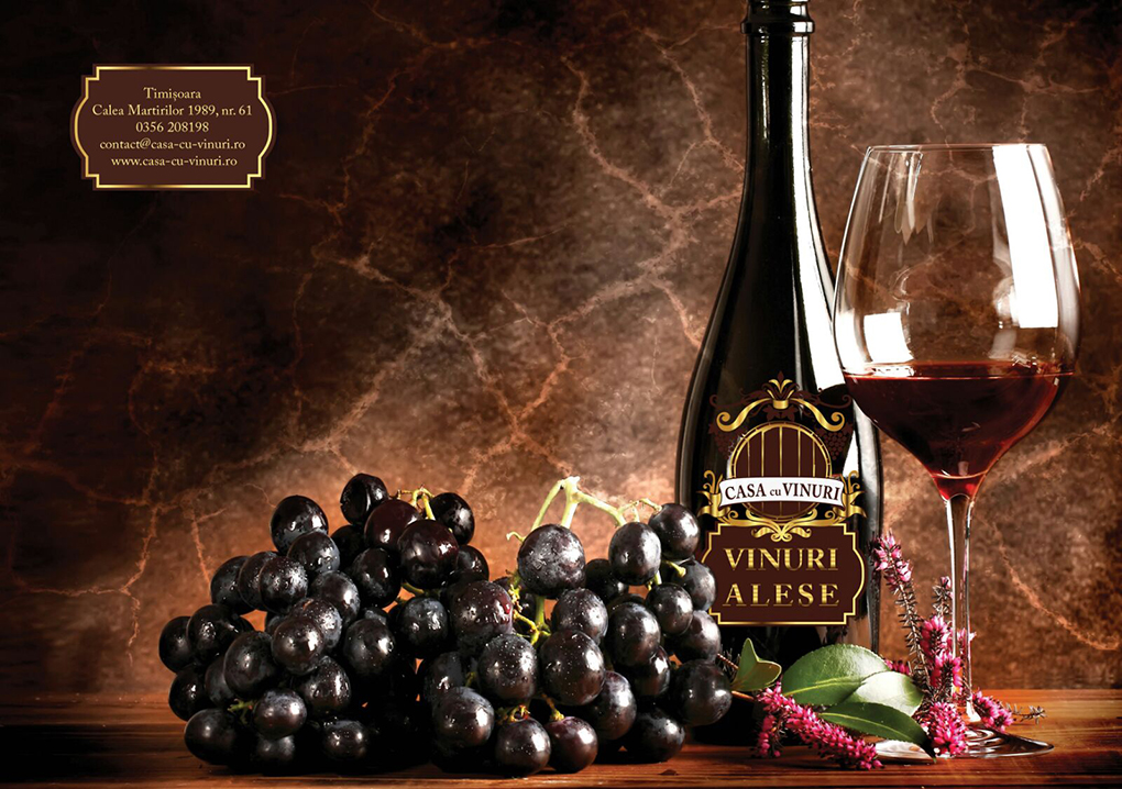 Vinuri Timisoara - magazin Casa cu Vinuri
