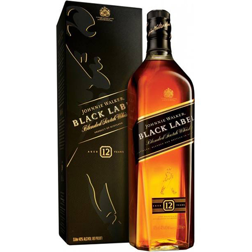 Johnnie Walker Black Label 12 Ani