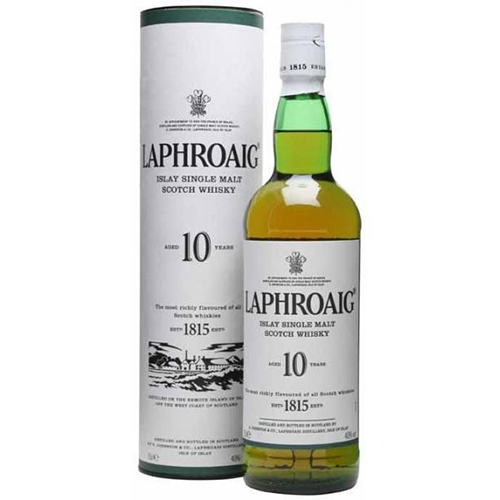 Laphroaig 10 Ani