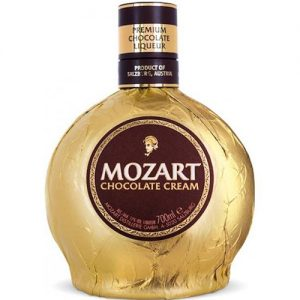 Mozart Gold Chocolate Cream 0.5L