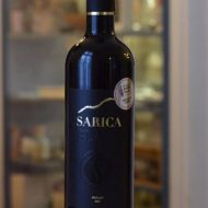 Sarica Black Label - Merlot 2015