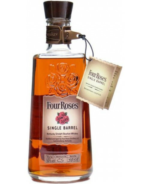 FOUR ROSES SINGLE BARREL 100 PROOF 0.7L