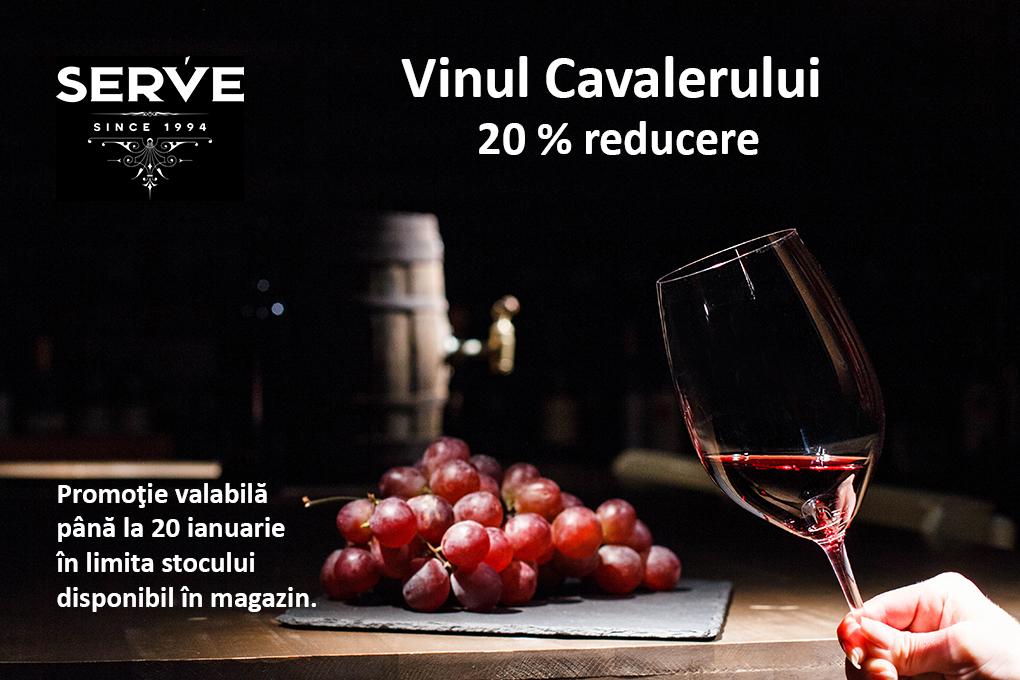 reducere vinul cavalerului