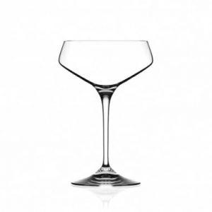 Set 2 pahare pentru sampanie Aria - 330 ml