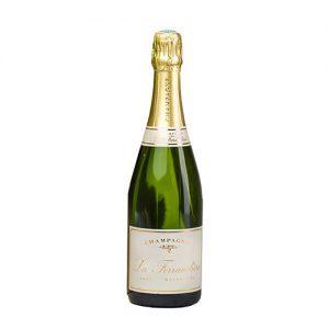Champagne - La Ferraudiere Gran Cru
