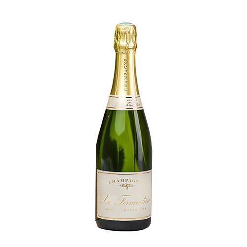 Champagne – La Ferraudiere Gran Cru