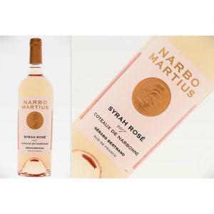 Narbo Martius - Syrah Rose 2017 - Gerard Bertrand