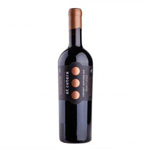 Et Cetera - Premium Cabernet Sauvignon 2014