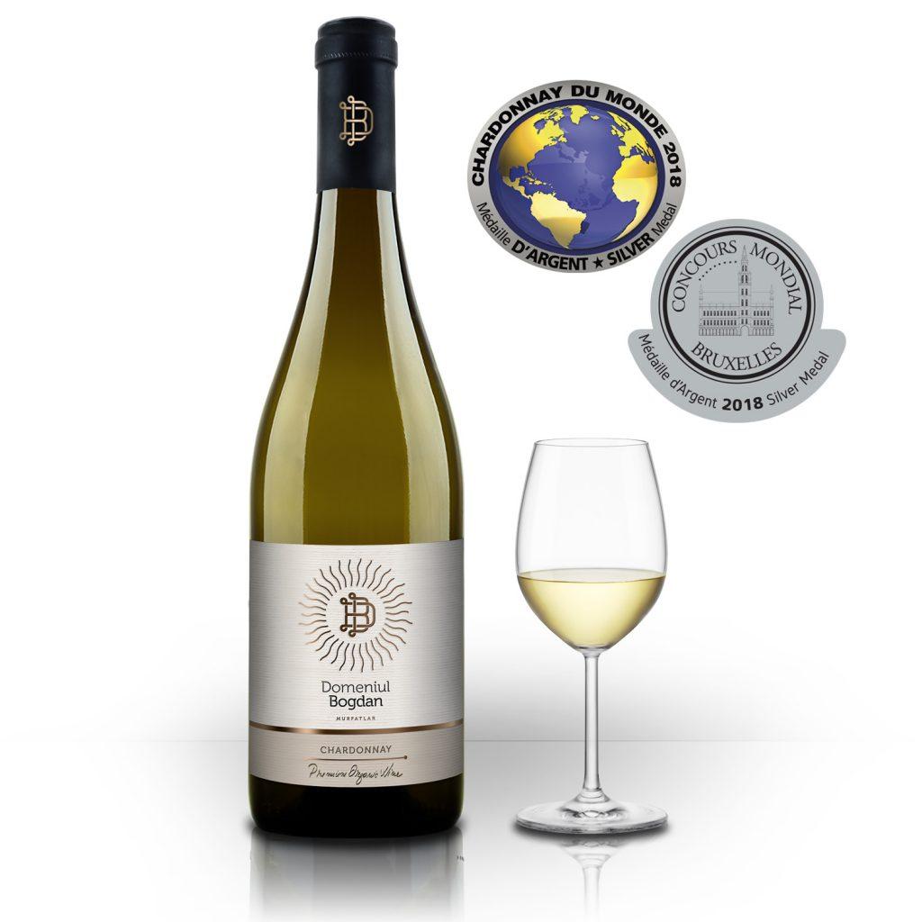 Chardonnay 2017 – Domeniul Bogdan