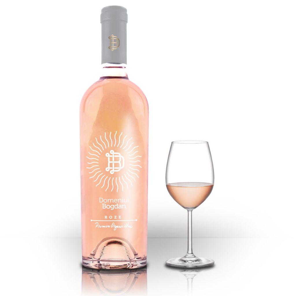Pinot Noir Roze 2017 – Domeniul Bogdan