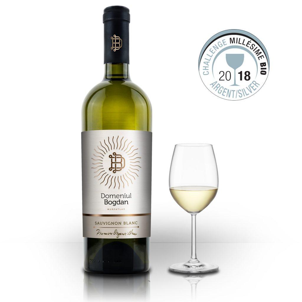 Sauvignon Blanc 2017 – Domeniul Bogdan