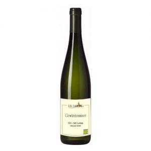 Gewurztraminer Organic Wine 2016 - Lechburg