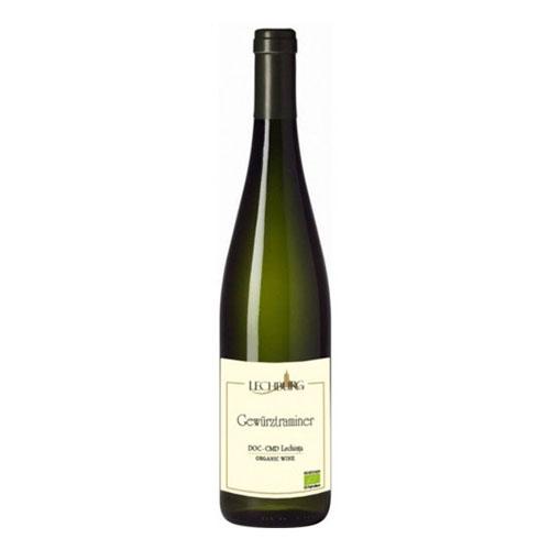 Gewurztraminer Organic Wine 2016 – Lechburg