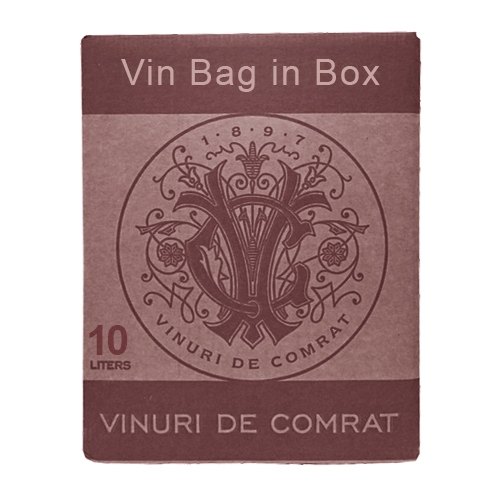 Vin bag in box – Rose de Blazon 10L