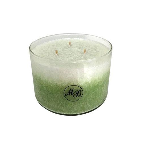 "Lumanare parfumata <br> Mia Bella's – ""Bamboo & Watermint"""