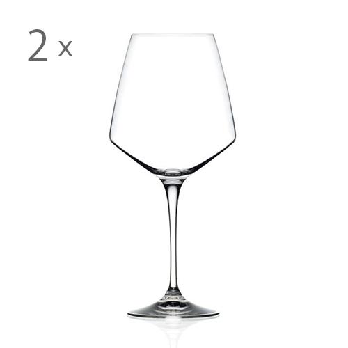 Set 2 pahare pentru vin rosu – 790 ml