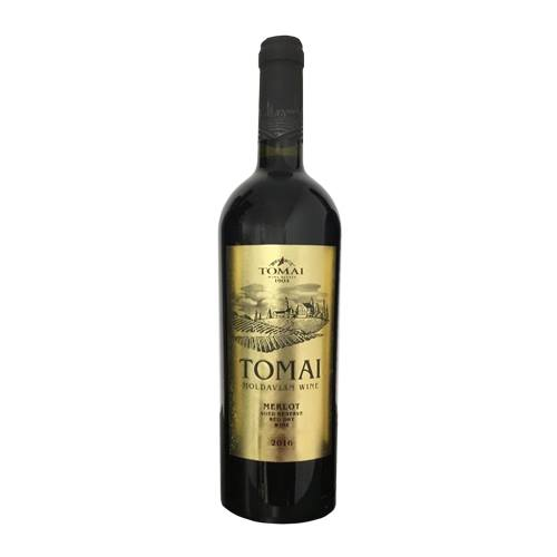Tomai Gold – Merlot 2016