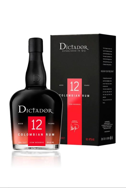 Dictador 12 ani – Icon Reserve